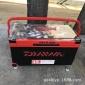 新款45升�箱大容量加厚��~桶�箱配件�Ю��D�P4��升降角��~凳