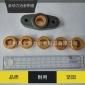 粉末冶金制品�V�I�C械零件 高精密小型金�倭慵�定制 粉末冶金�褐�
